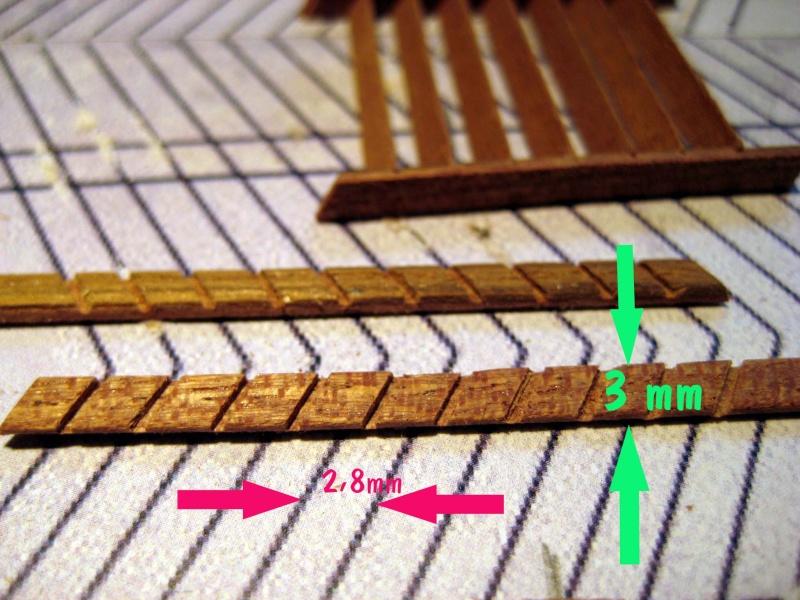 Huberts Baubericht Victory aus Holz - Seite 2 Treppe11