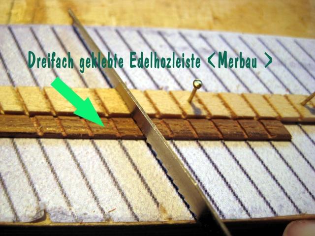 Huberts Baubericht Victory aus Holz - Seite 2 Treppe12