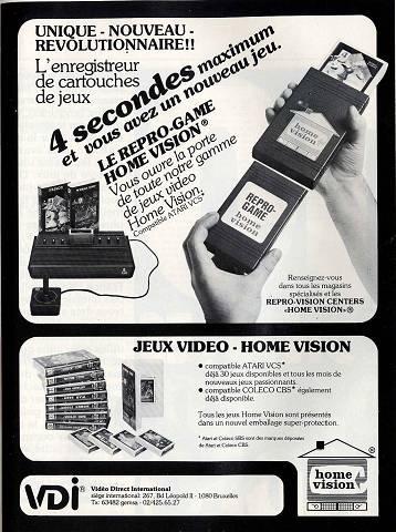 Les années 80 et les machines de fous  Reprog10