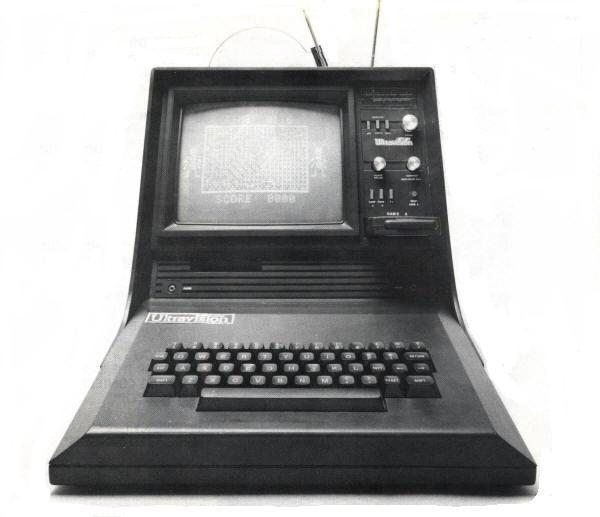 Les années 80 et les machines de fous  Ultrav11
