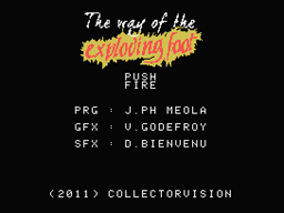 [NEW COLECO Précommande] The Way Of Exploding Foot Wotef-10