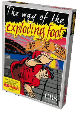 [NEW COLECO Précommande] The Way Of Exploding Foot Wotef-13