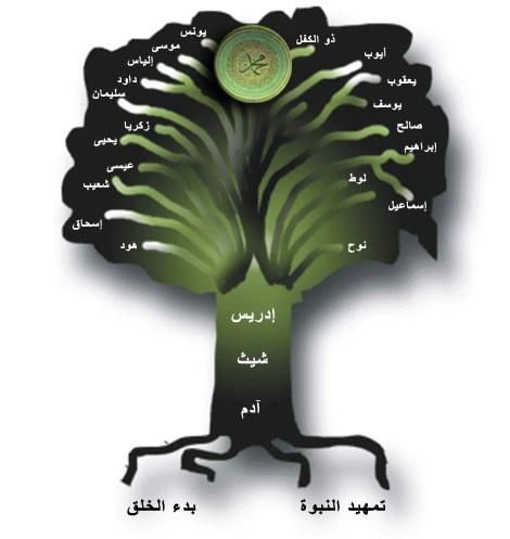 قصة ادم علية السلام Tree11