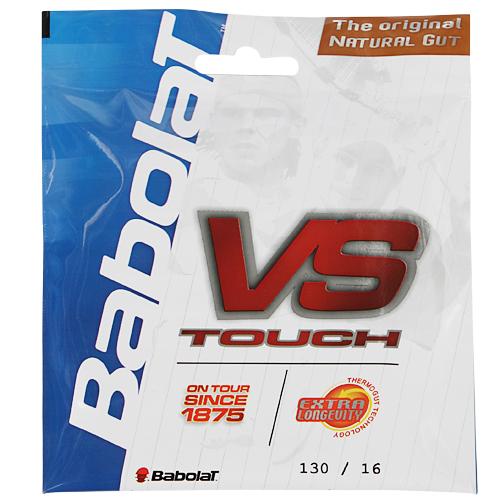 Budello Babolat vs touch Vetouc10