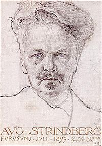 August Strindberg [Suède] 200px-10