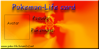 Carte Pokemon-Life Card10