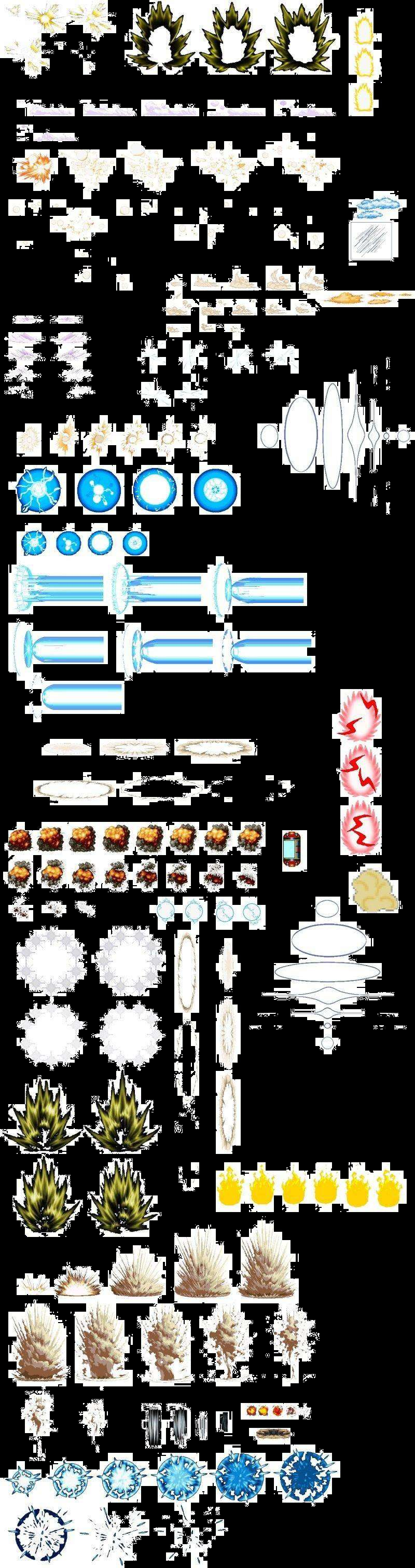 Need Mugen effects sprites Effect10