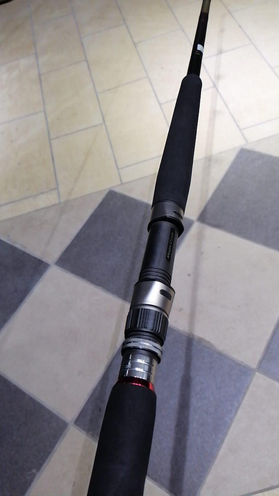 [vendo] [usata ma come nuova] major craft offblow 710 lc Img-2012