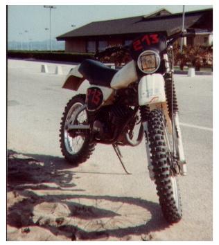 125 YZMX  125yzm11