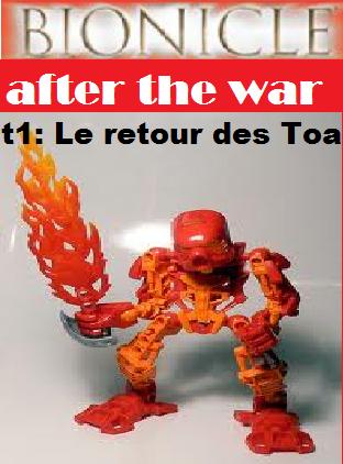 [Fan-Fiction] Bionicle: after the war Bionic10