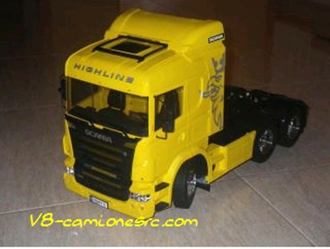 scania 6x4 Camion10