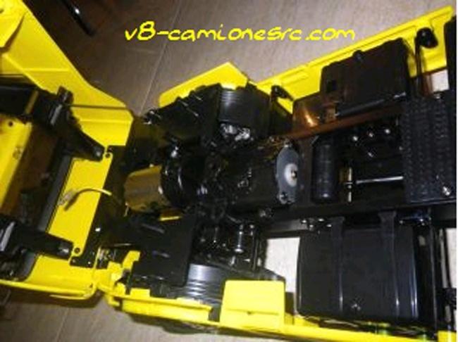 scania 6x4 Camion11