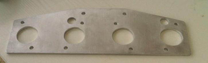 platine carburateur - Platine à cornets Platin10