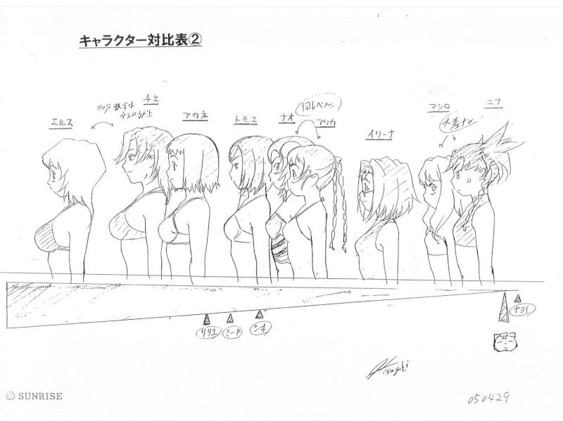 Sunrise's Official Artwork & Beta ShizMai Chest_11