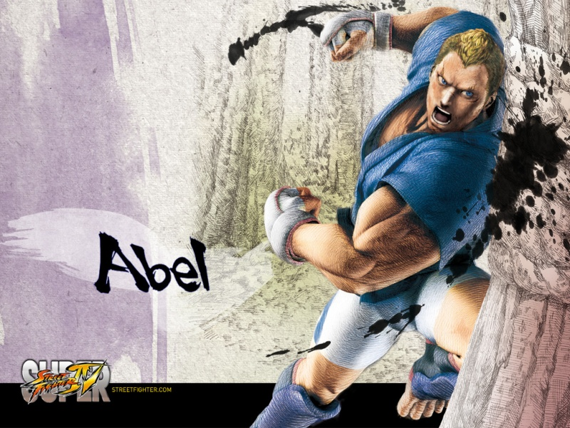 The Catalyst history with Street Fighter ! Abel10