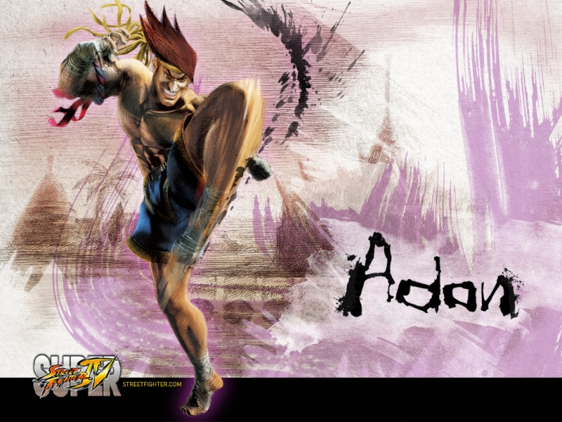 The Catalyst history with Street Fighter ! Adonz10