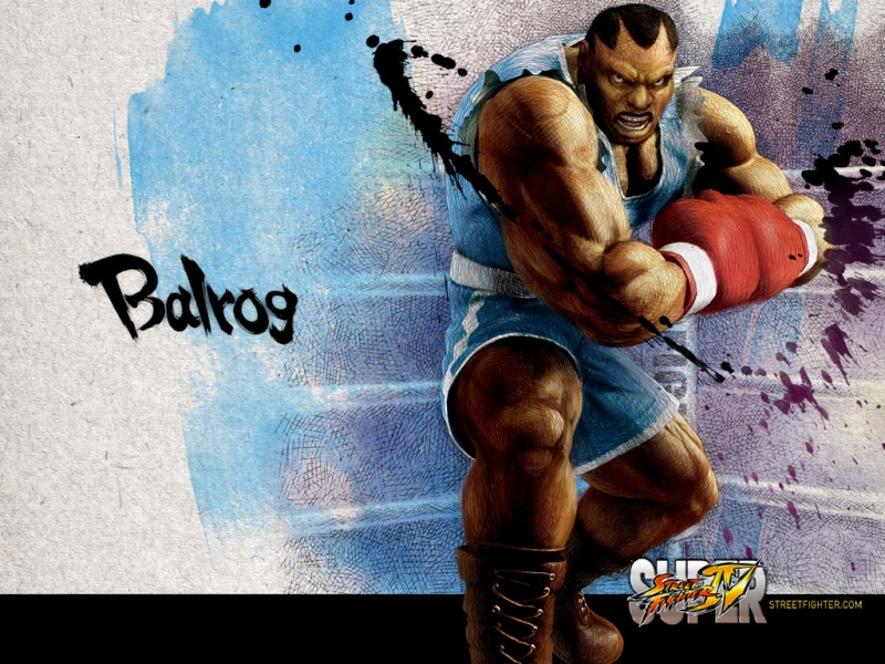The Catalyst history with Street Fighter ! Balrog10