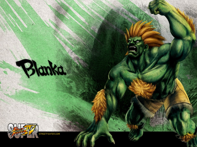 The Catalyst history with Street Fighter ! Blanka10