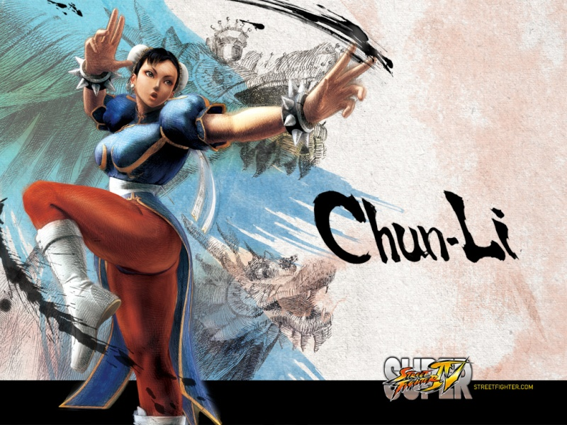 The Catalyst history with Street Fighter ! Chunli10
