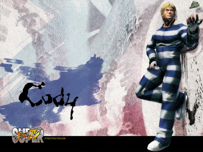 The Catalyst history with Street Fighter ! Codyk10