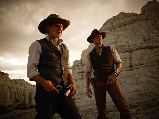 Cowboys and aliens 2011 Cowboy11