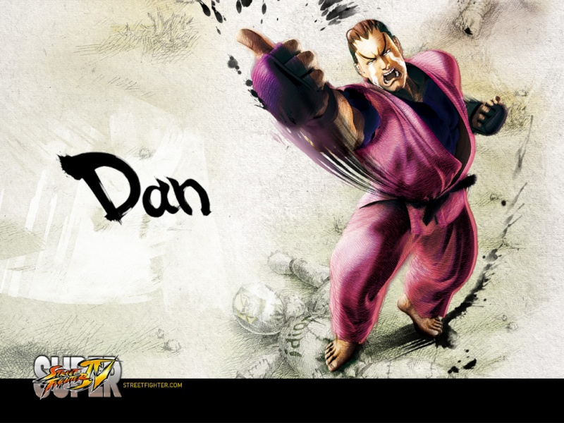 The Catalyst history with Street Fighter ! Dans10