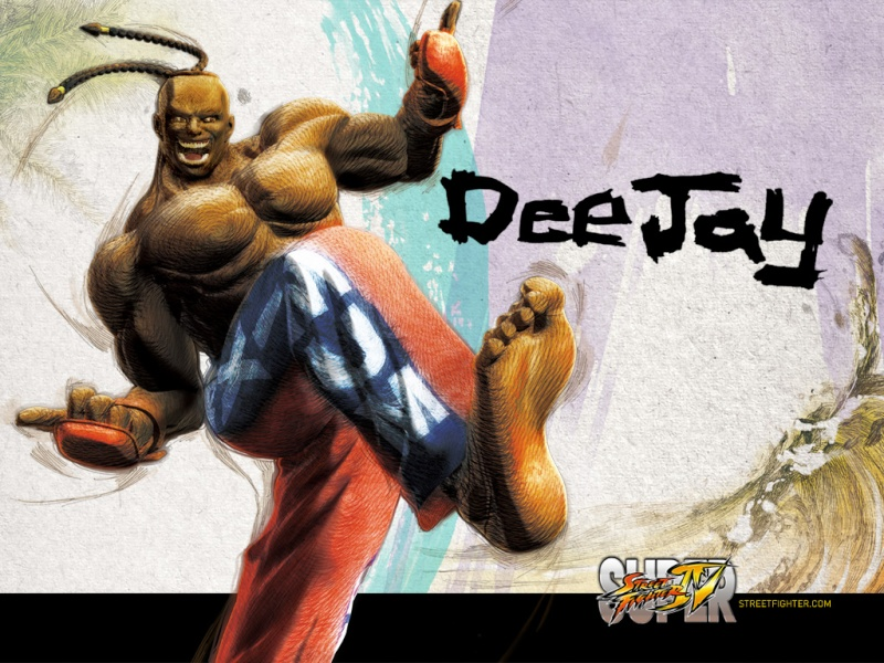 The Catalyst history with Street Fighter ! Deejay10