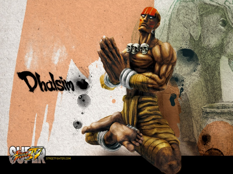 The Catalyst history with Street Fighter ! Dhalsi10