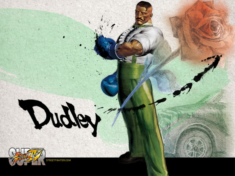 The Catalyst history with Street Fighter ! Dudley10