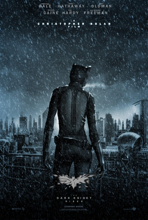 The Epic Conclusion, The Dark Knight Rises. Fan-ma10