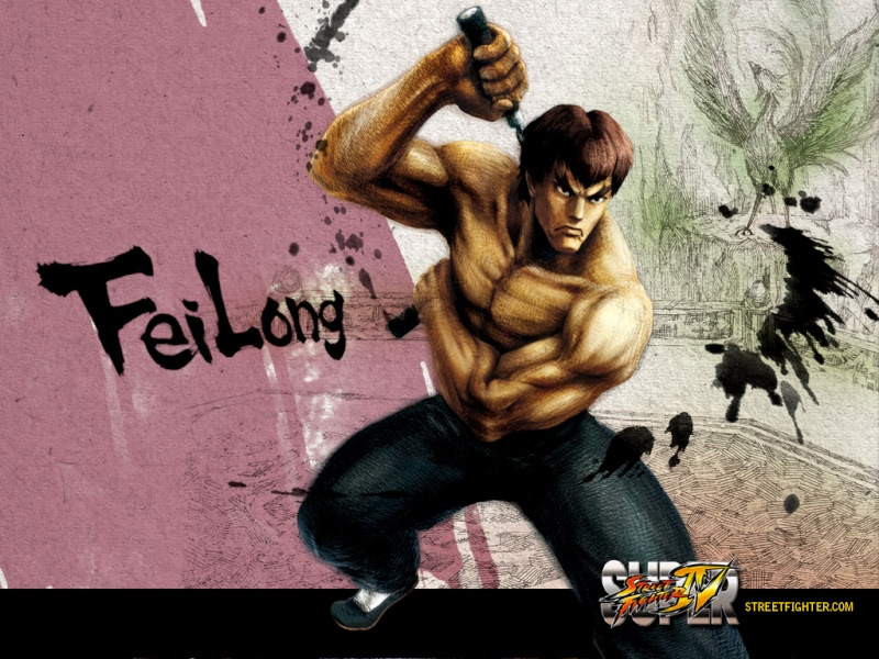 The Catalyst history with Street Fighter ! Feilon10
