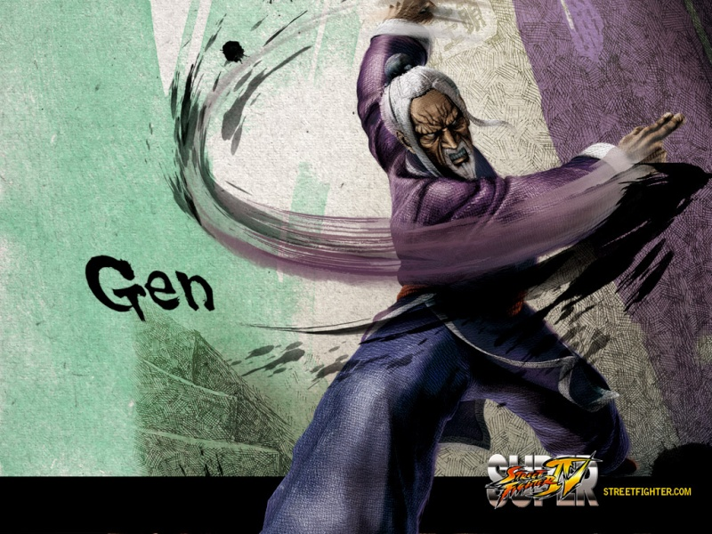 The Catalyst history with Street Fighter ! Geni10