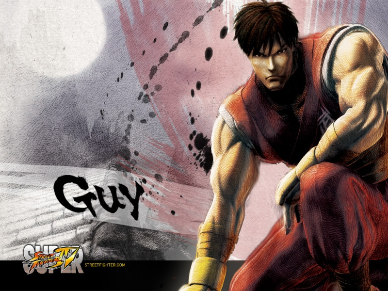 The Catalyst history with Street Fighter ! Guym10