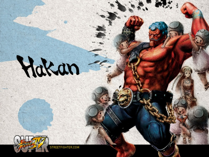 The Catalyst history with Street Fighter ! Hakanw10