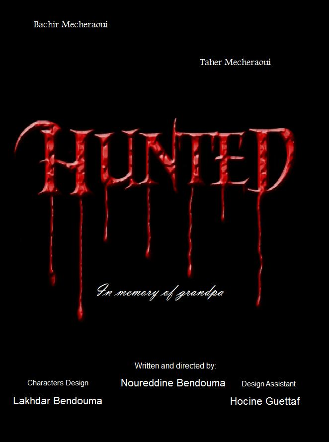 Hunted- Our First Short Film. Hunted10