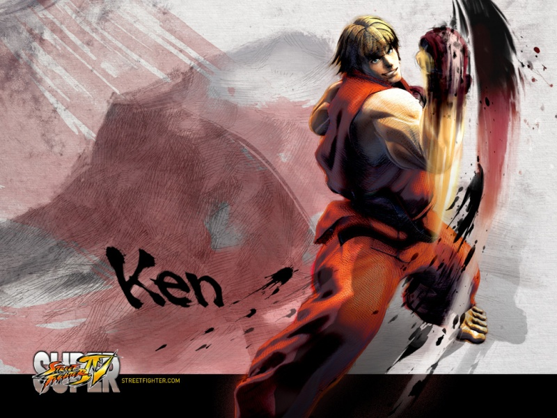 The Catalyst history with Street Fighter ! Kenk10