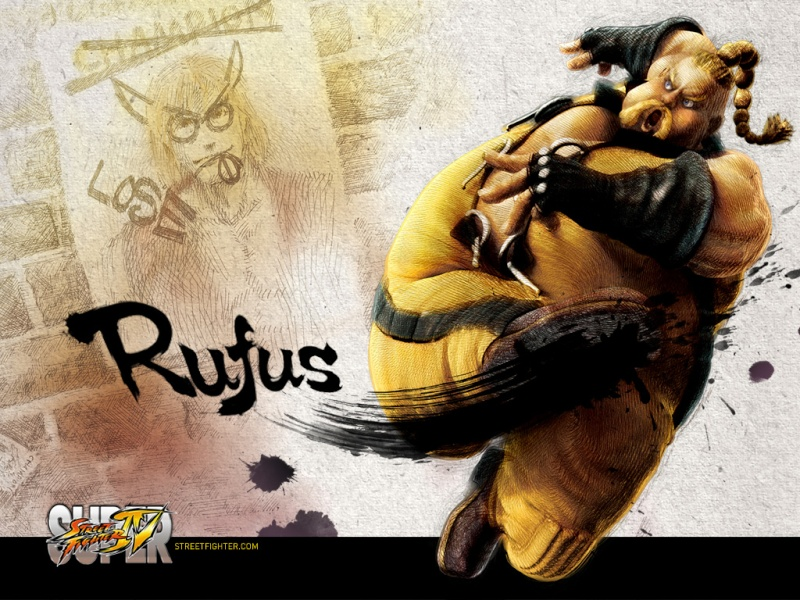 The Catalyst history with Street Fighter ! Rufusa10