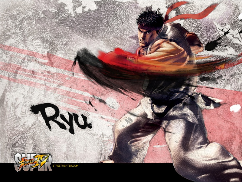 The Catalyst history with Street Fighter ! Ryub10