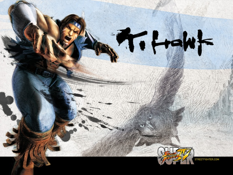 The Catalyst history with Street Fighter ! Thawkf10
