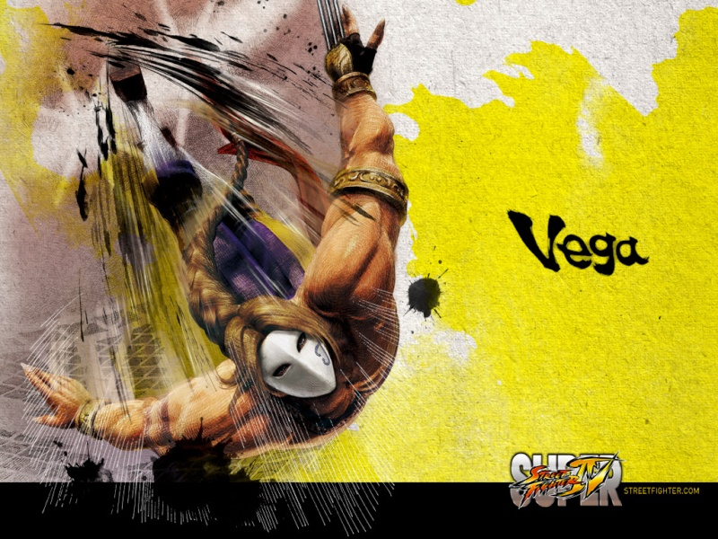 The Catalyst history with Street Fighter ! Vegary10