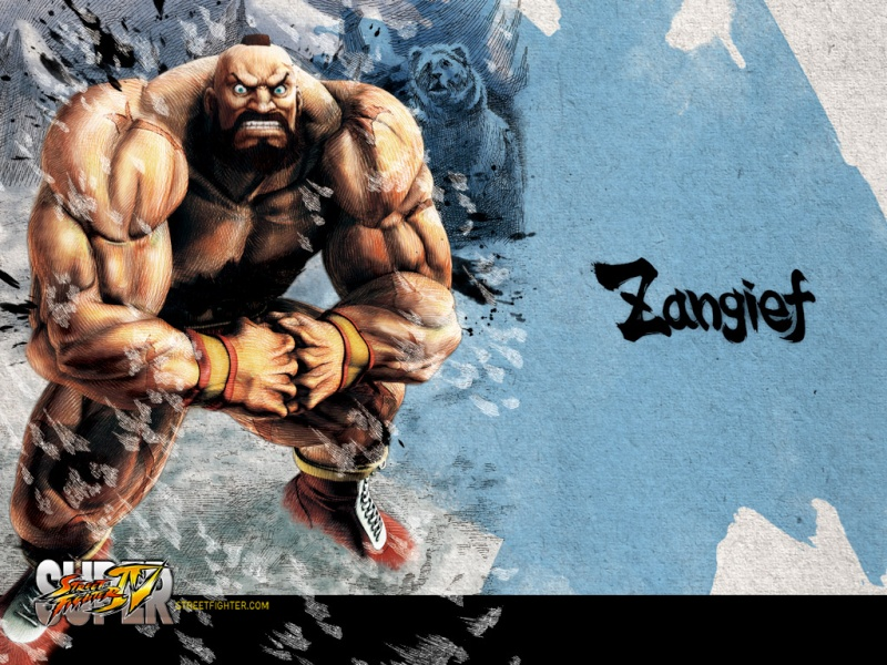 The Catalyst history with Street Fighter ! Zangie10