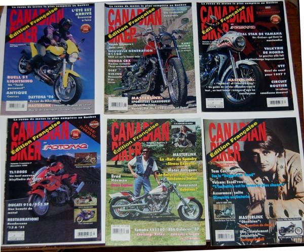 VENDU - magazine canadian biker , en français   1_00210