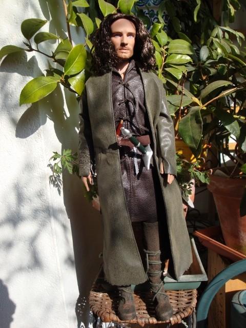Lord of the rings : Arwen, Aragorn, Galadriel Dsc02311