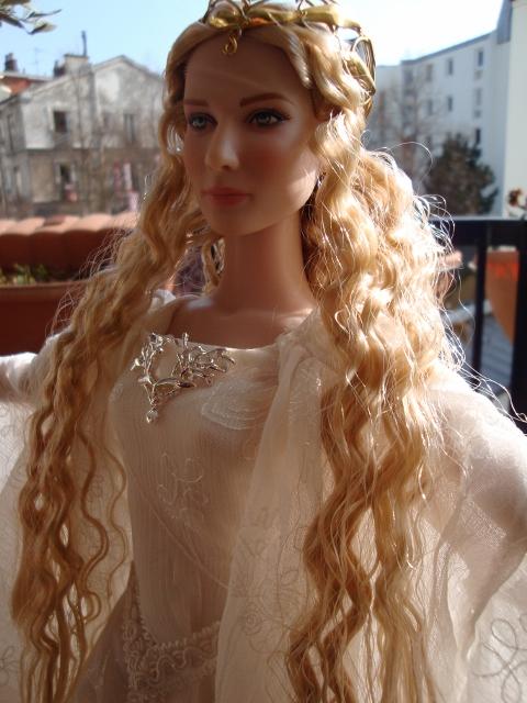 Lord of the rings : Arwen, Aragorn, Galadriel Dsc02314