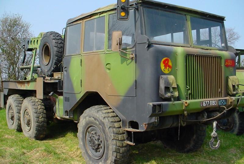 CHEVROLET GUN Tractor Groupe Série Améliorée Logbon10