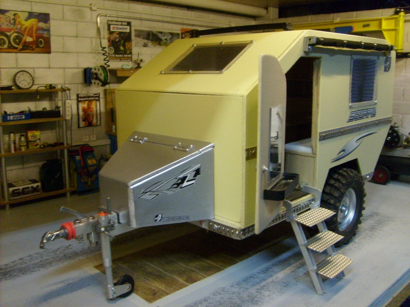 Camper trailer home made  S6300100