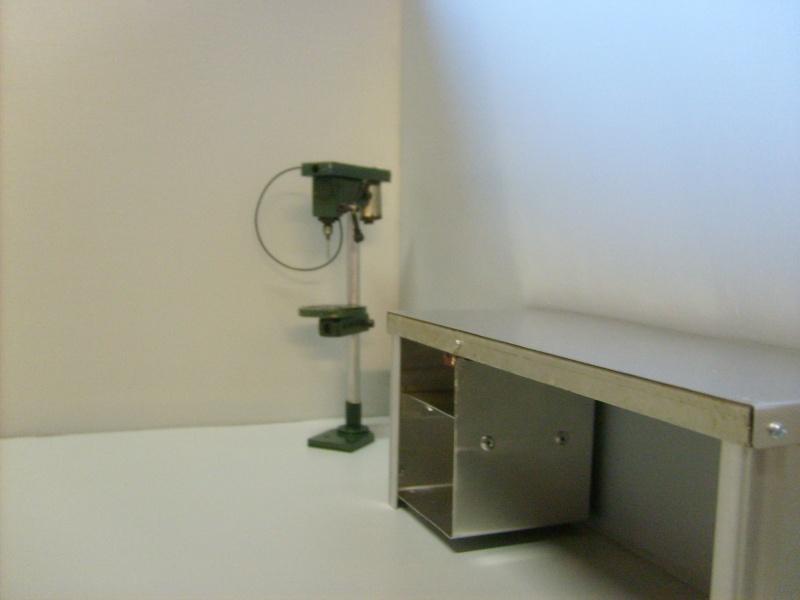 Le garage de scorpio . S6300265
