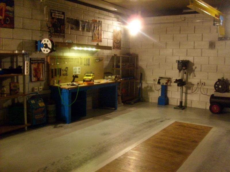 Le garage de scorpio . S6300669