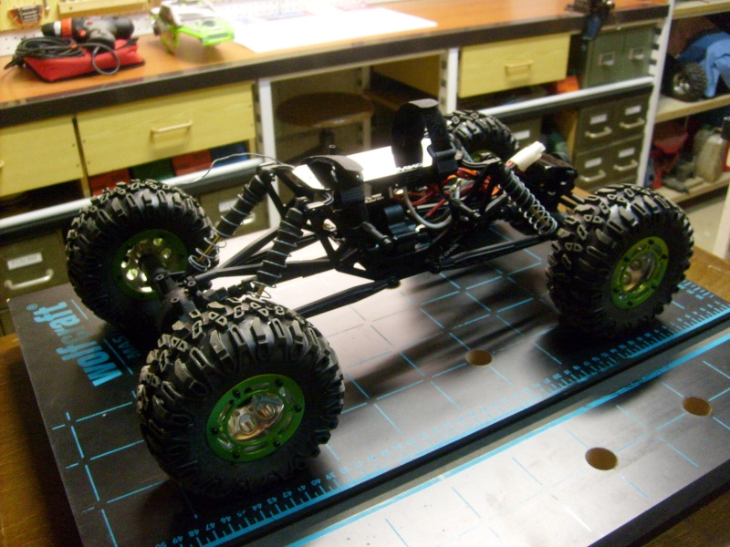 [ AX10 Axial ] bj joustra 2 S6300711