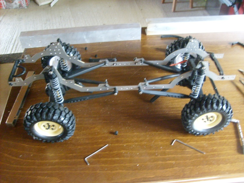 [ AX10 Axial ] bj joustra 2 S6300753